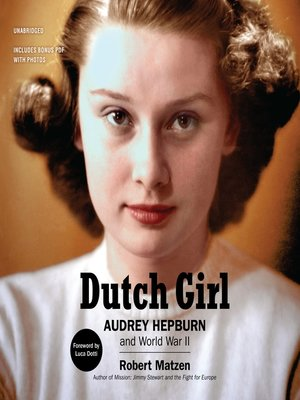 cover image of Dutch Girl